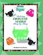 Making Origami Masks Step by Step (Kid's…