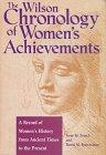 The Wilson Chronology of Women's…