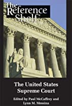 The United States Supreme Court (Reference…