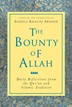 The Bounty of Allah: Daily Reflections from…