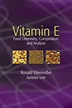 Vitamin E: Food Chemistry, Composition, and…