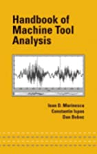 Handbook of Machine Tool Analysis…