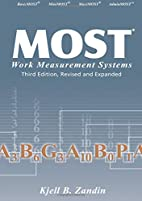 MOST work measurement systems by Kjell B.…