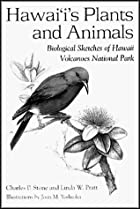 Hawaii's Plants and Animals: Biological…