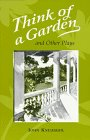 Kneubuhl, John: Think of a Garden: And Other Plays