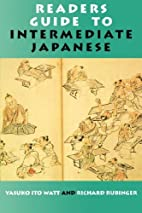 Readers Guide to Intermediate Japanese: A…