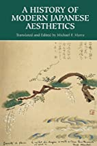A History of Modern Japanese Aesthetics by…