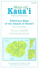 (haw) Kauai (Reference Maps of the Islands…
