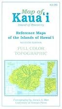 (haw) Kauai (Reference Maps of the Islands…