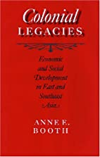 Colonial legacies : economic and social…