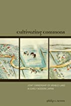 Cultivating Commons: Joint Ownership of…