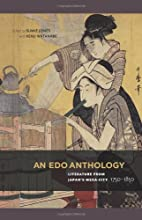 An Edo anthology : literature from Japan's…