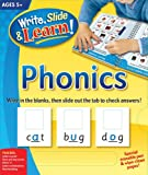 Edited: Write, Slide, and Learn!: Phonics (Write, Slide & Learn)