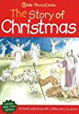 Pingry, Patricia A.: The Story of Christmas with Sticker (Bible Storycards)