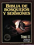 Anonimo: The Preacher's Outline and Sermon Bible Series: Hebreos y Santiago (Biblia de Bosquejos y Sermones) (Spanish Edition) (Biblia de Bosquejos y Sermones N.T.)