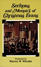 Sermons and Memoirs of Christmas Evans by…