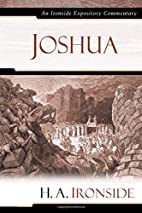 Addresses on the Book of Joshua by H. A.…