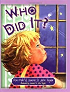 Who Did It? by Ron Mehl