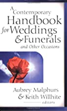 A Contemporary Handbook for Weddings &…