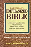 Rotherhan, Joseph B.: Rotherham Emphasized Bible: A Literal Translation