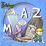 Taylor, Damon J.: Bible Characters A to Z