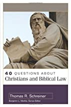 40 Questions About Christians and Biblical…