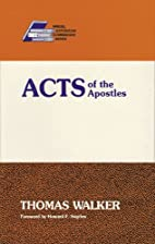 Acts of the Apostles (Kregel Expository…