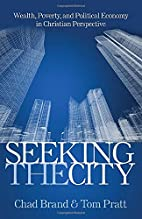 Seeking the City: Wealth, Poverty, and…