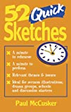 McCusker, Paul: 52 Quick Sketches
