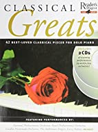 Readers Digest Piano Library: Classical…