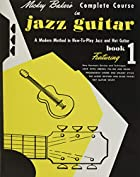 Mickey Baker's Complete Course in Jazz…
