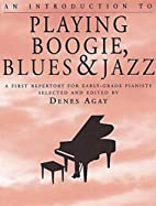 INTRO TO BOOGIE BLUES JAZ (Introduction to)…
