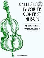 Cellists Favorite Contest Album by Franklin…