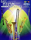 Larry Clark: Easy Hymn Favorites: Clarinet in B (A Series for Solo Instruments with CD Play-Along and Piano Accompaniment)