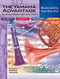 Sandy Feldstein: PT-YBM110-23 - The Yamaha Advantage - Baritone Saxophone - Book 1