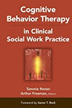 Cognitive Behavior Therapy in Clinical…