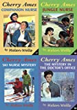Wells, Helen: Cherry Ames: Companion Nurse/ Jungle Nurse/ the Mystery in the Doctor's Office/ Ski Nurse Mystery