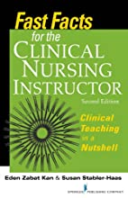 Fast Facts for the Clinical Nursing…
