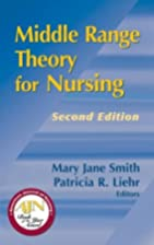 Middle Range Theory for Nursing by Mary Jane…