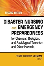 Disaster Nursing and Emergency Preparedness…