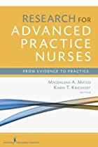 Research for Advanced Practice Nurses: From…