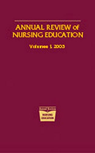 annual-review-of-nursing-education-volume-1-2003