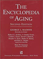 The Encyclopedia of Aging by George L.…