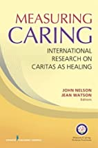 Measuring Caring: International Research on…