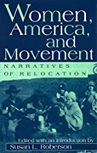 Women, America, and movement : narratives of…
