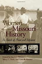 Women in Missouri History: In Search of…