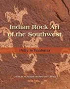Indian Rock Art of the Southwest (School of…
