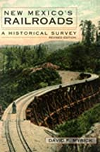 New Mexico's Railroads: A Historical Survey…