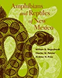 Degenhardt, William G.: Amphibians And Reptiles Of New Mexico