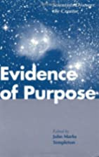 Evidence of Purpose: Scientists Discover the…